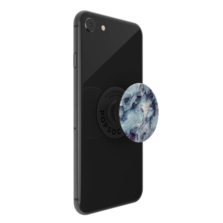 PopGrip Hållare/ställ Avtagbar Top - Blue Marble