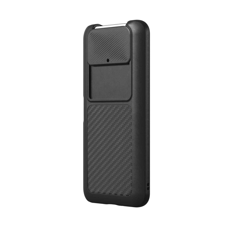 SolidSuit Skal Asus ZenFone 7/7 Pro Carbon Fiber