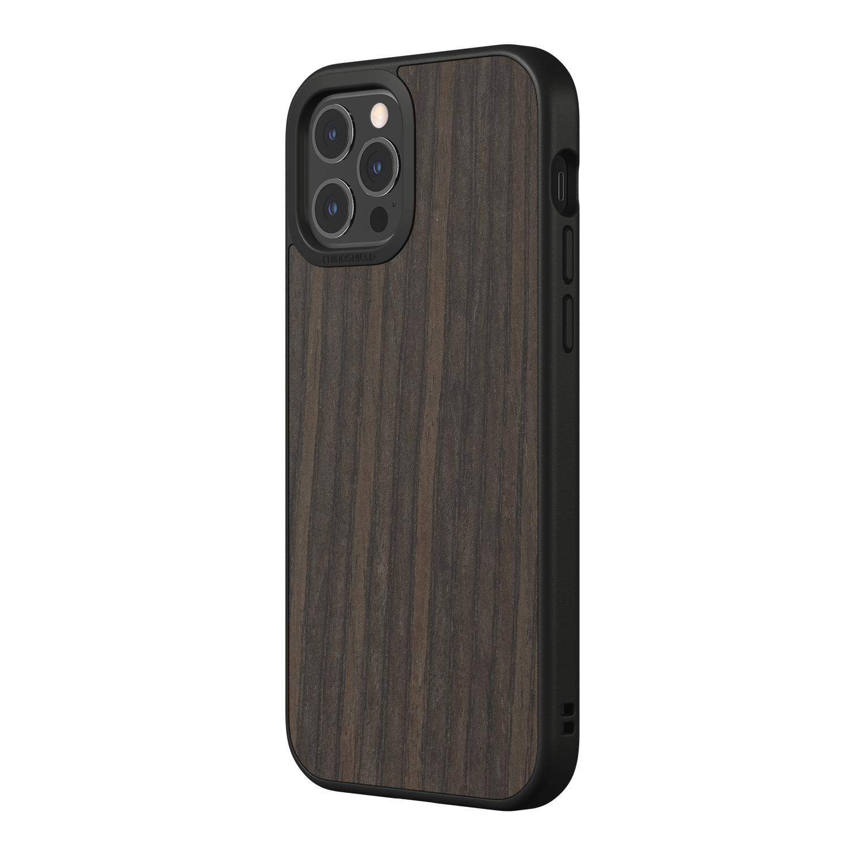 SolidSuit Skal iPhone 12/12 Pro Black Oak