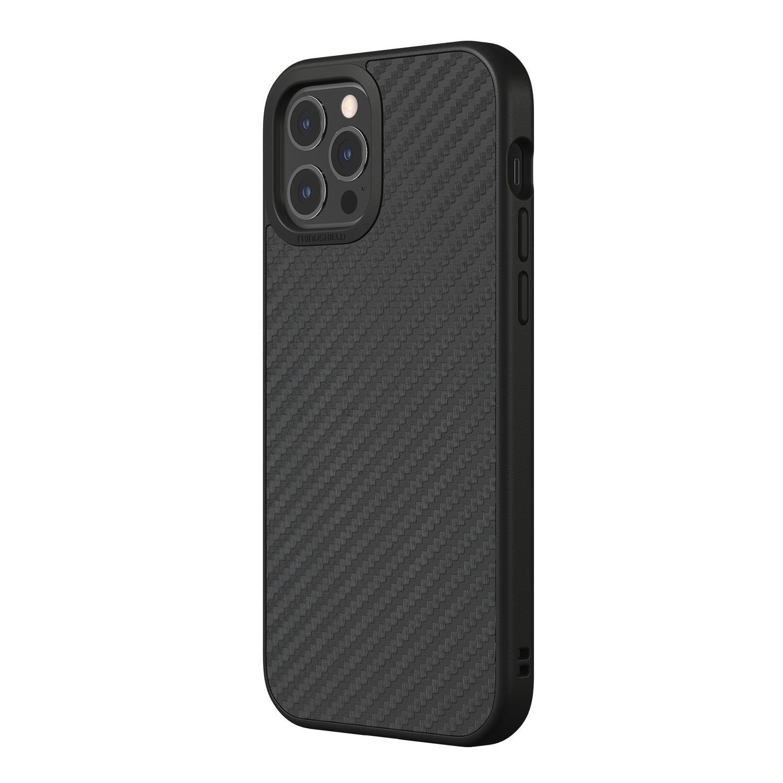 SolidSuit Skal iPhone 12/12 Pro Carbon Fiber