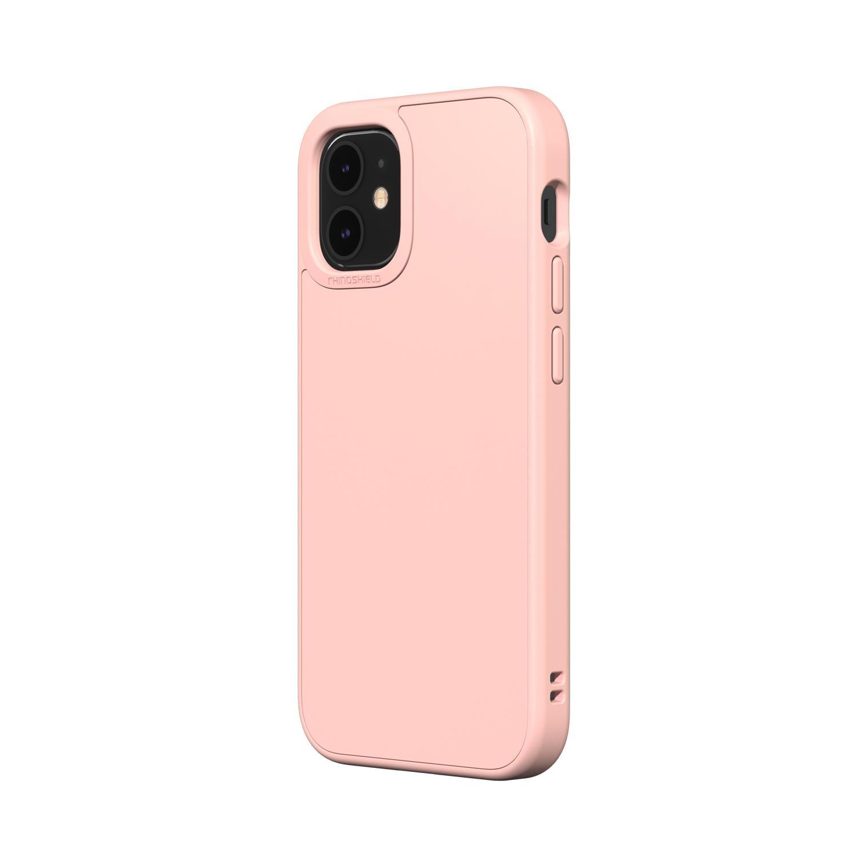 SolidSuit Skal iPhone 12 Mini Blush Pink