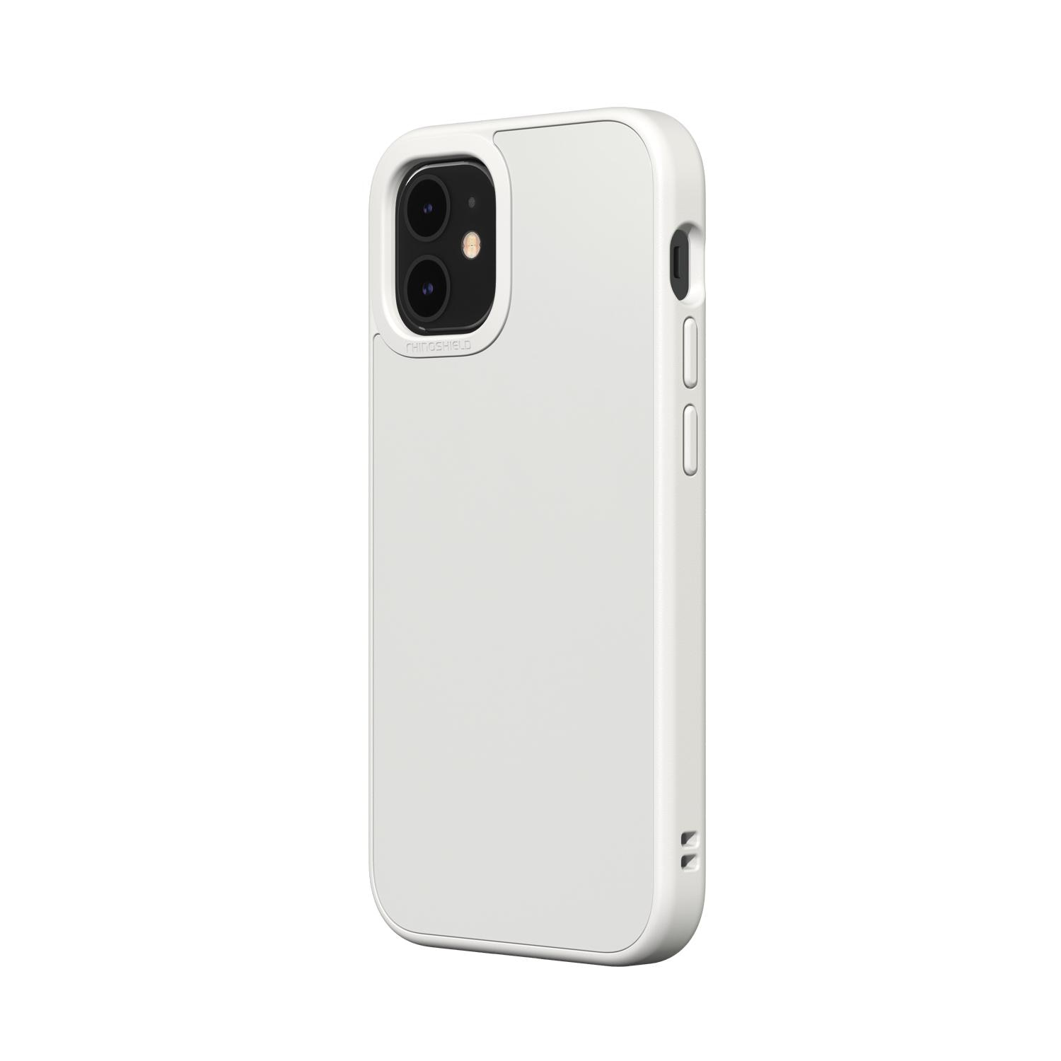SolidSuit Skal iPhone 12 Mini White