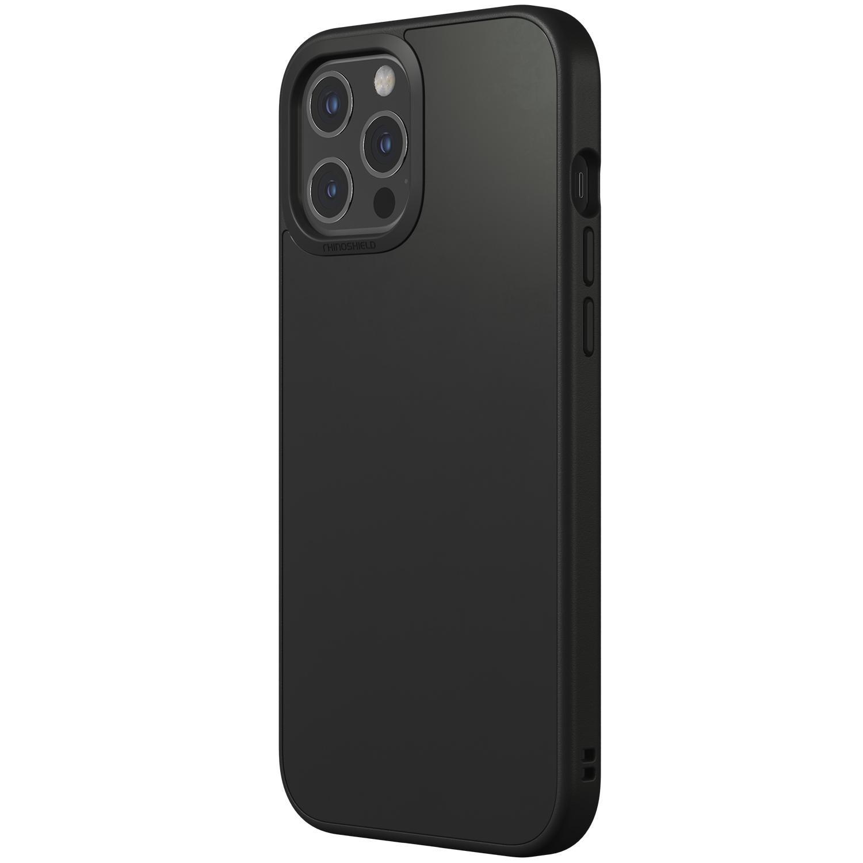 SolidSuit Skal iPhone 12 Pro Max Black