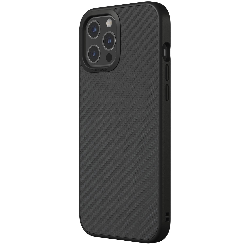 SolidSuit Skal iPhone 12 Pro Max Carbon Fiber