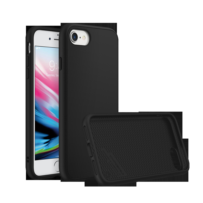 SolidSuit Skal iPhone 7/8/SE 2020 Black