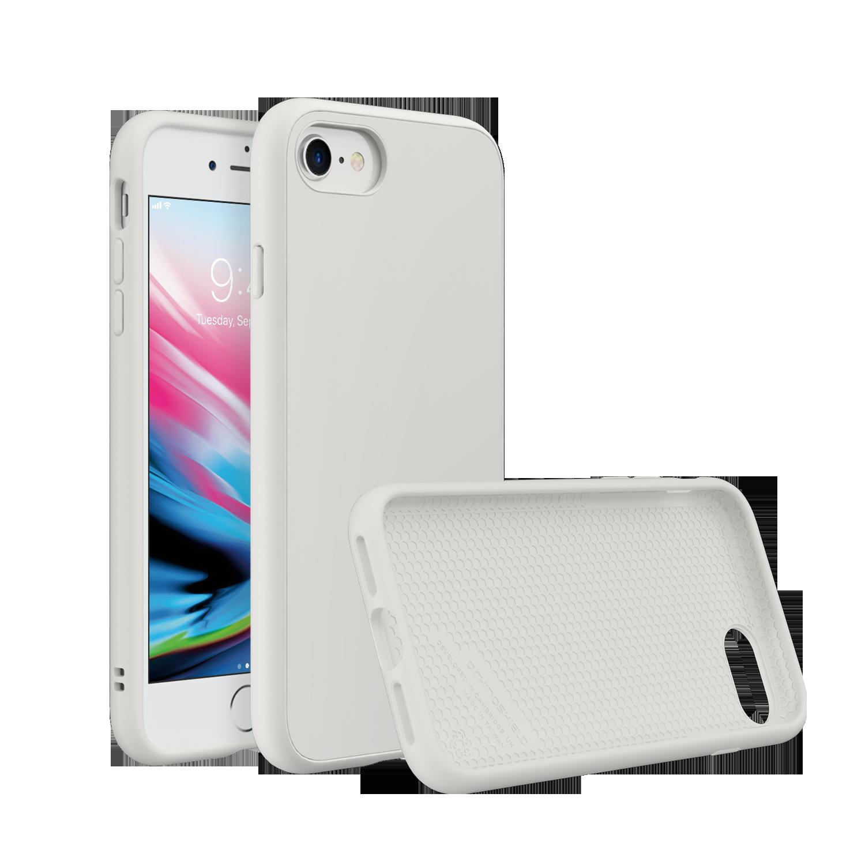 SolidSuit Skal iPhone 7/8/SE 2020 White