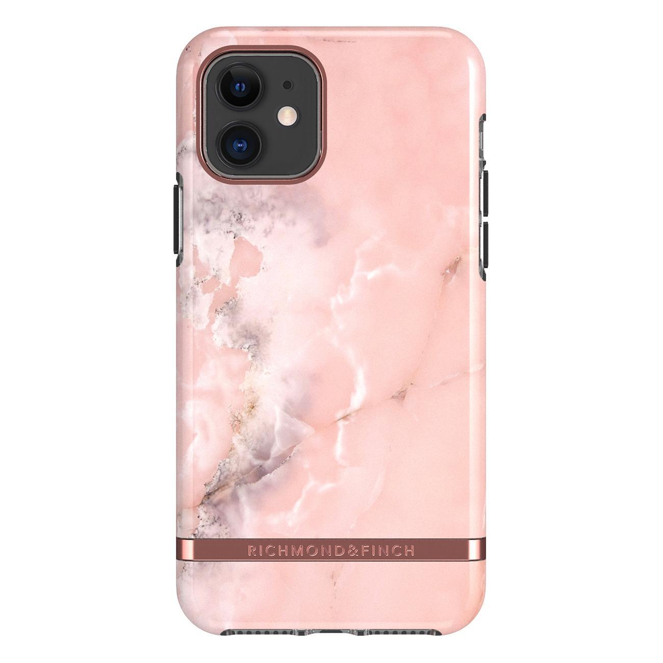Skal iPhone 11 Pink Marble