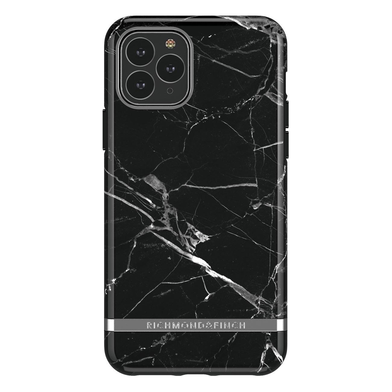 Skal iPhone 11 Pro Black Marble