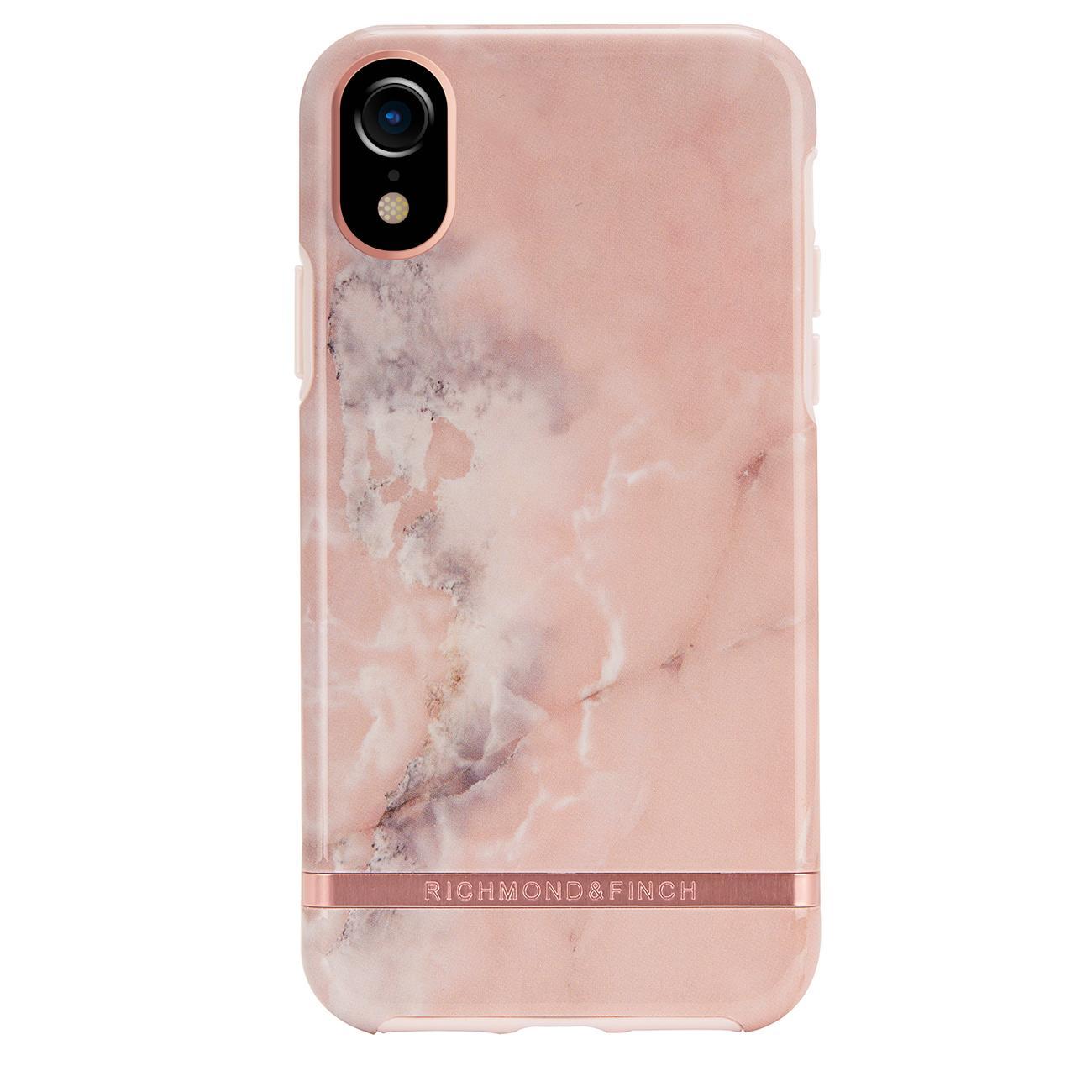 Skal iPhone XR Pink Marble