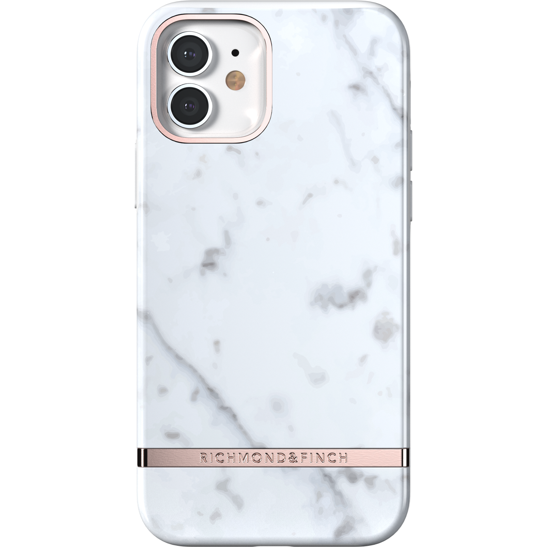 Skal iPhone 12/12 Pro White Marble
