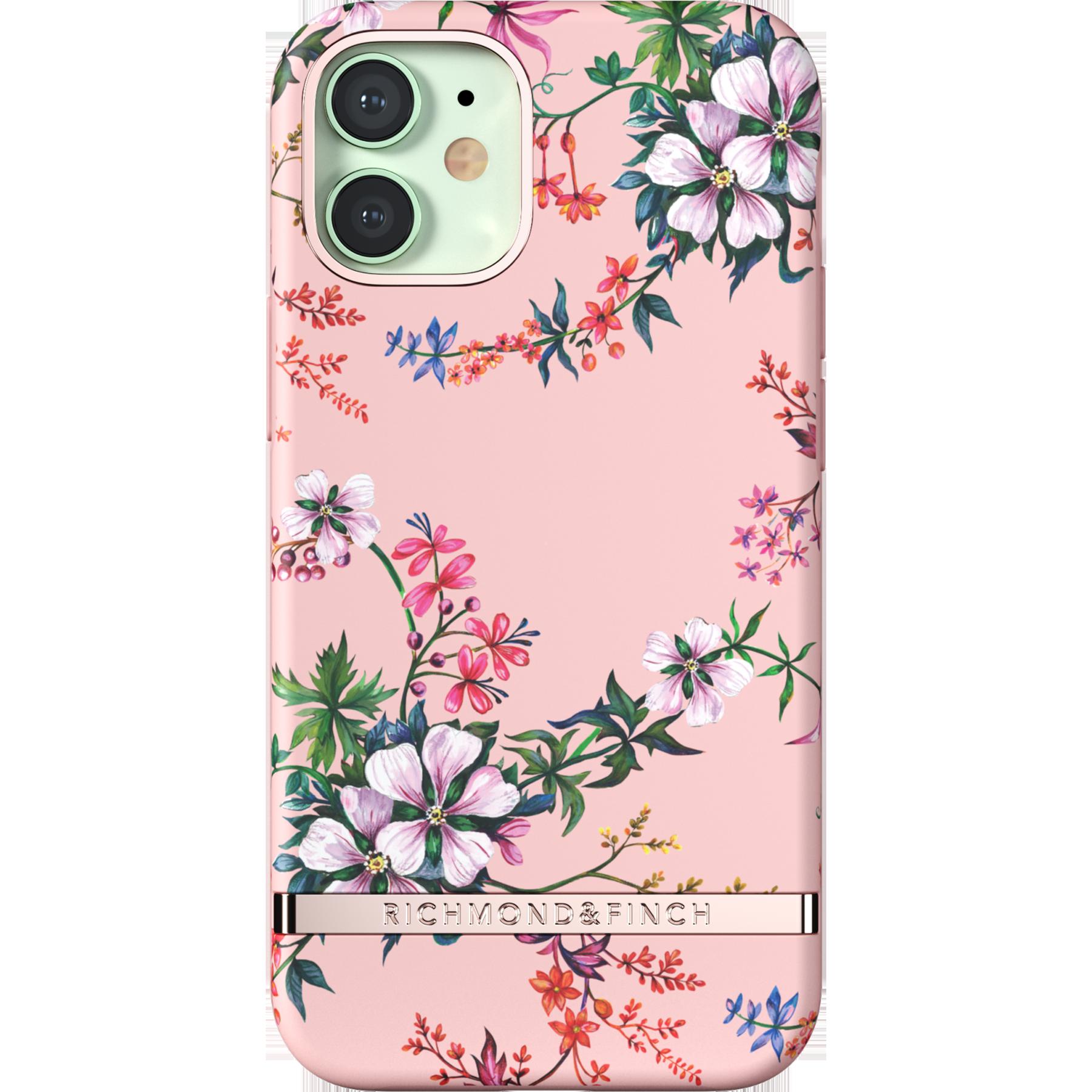 Skal iPhone 12 Mini Pink Blooms