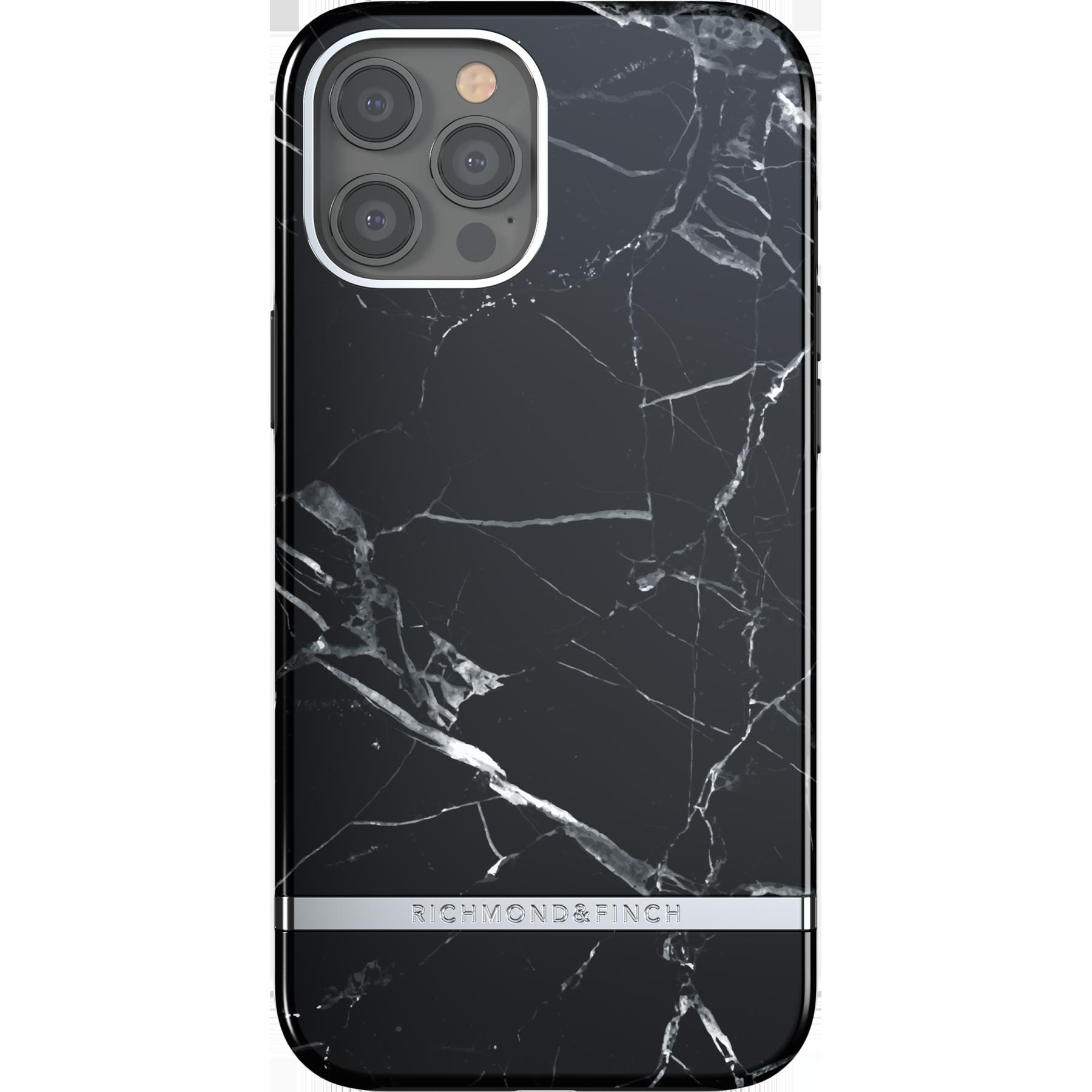 Skal iPhone 12 Pro Max Black Marble