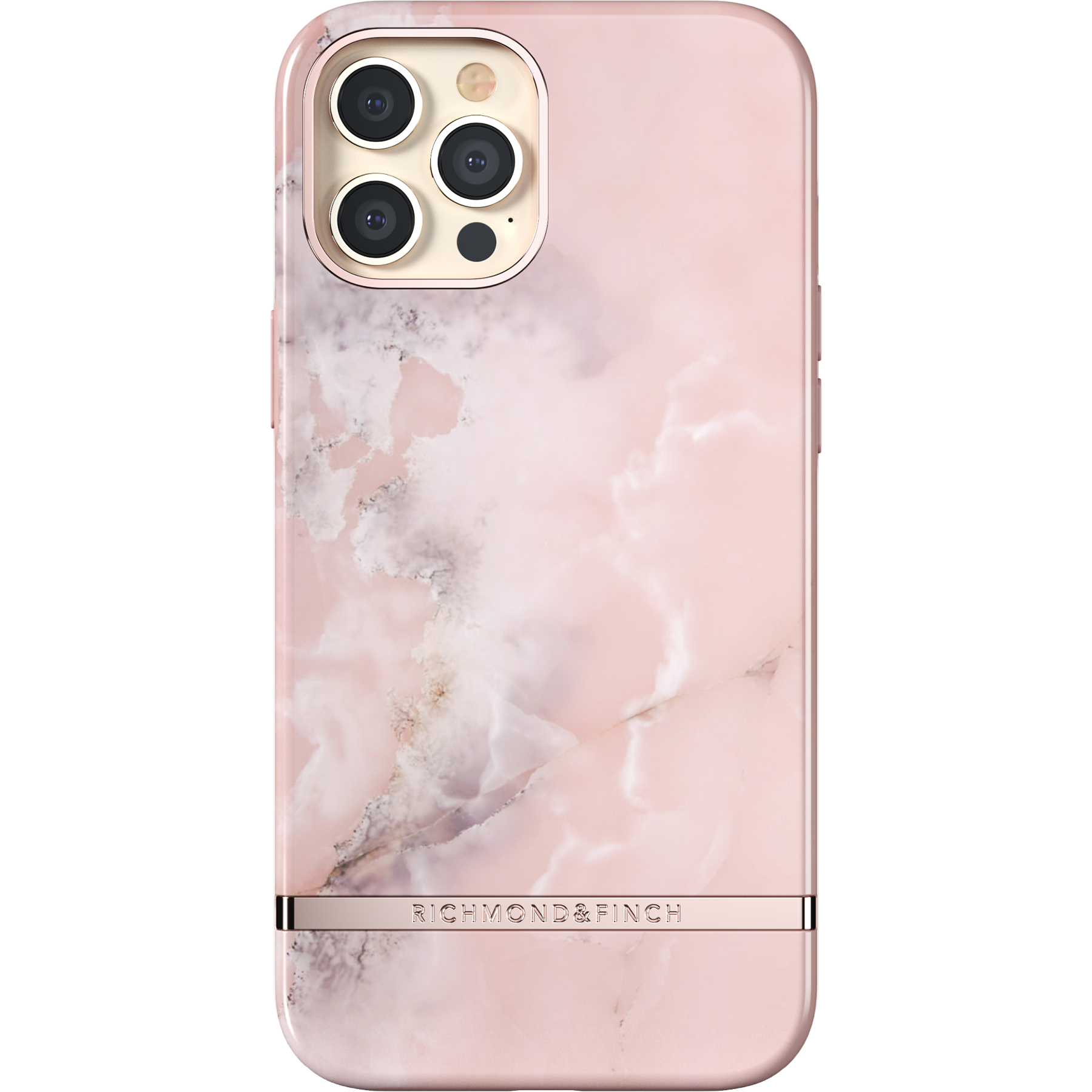 Skal iPhone 12 Pro Max Pink Marble