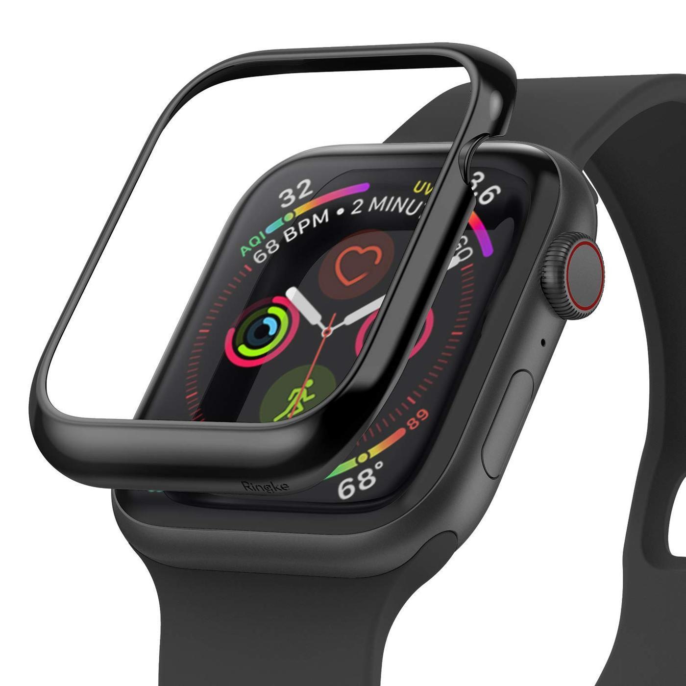 Bezel Styling Apple Watch 44mm Glossy Black