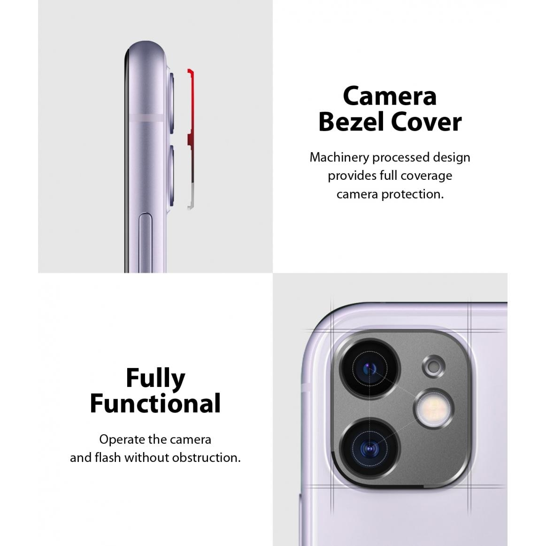 Camera Styling iPhone 11 Black