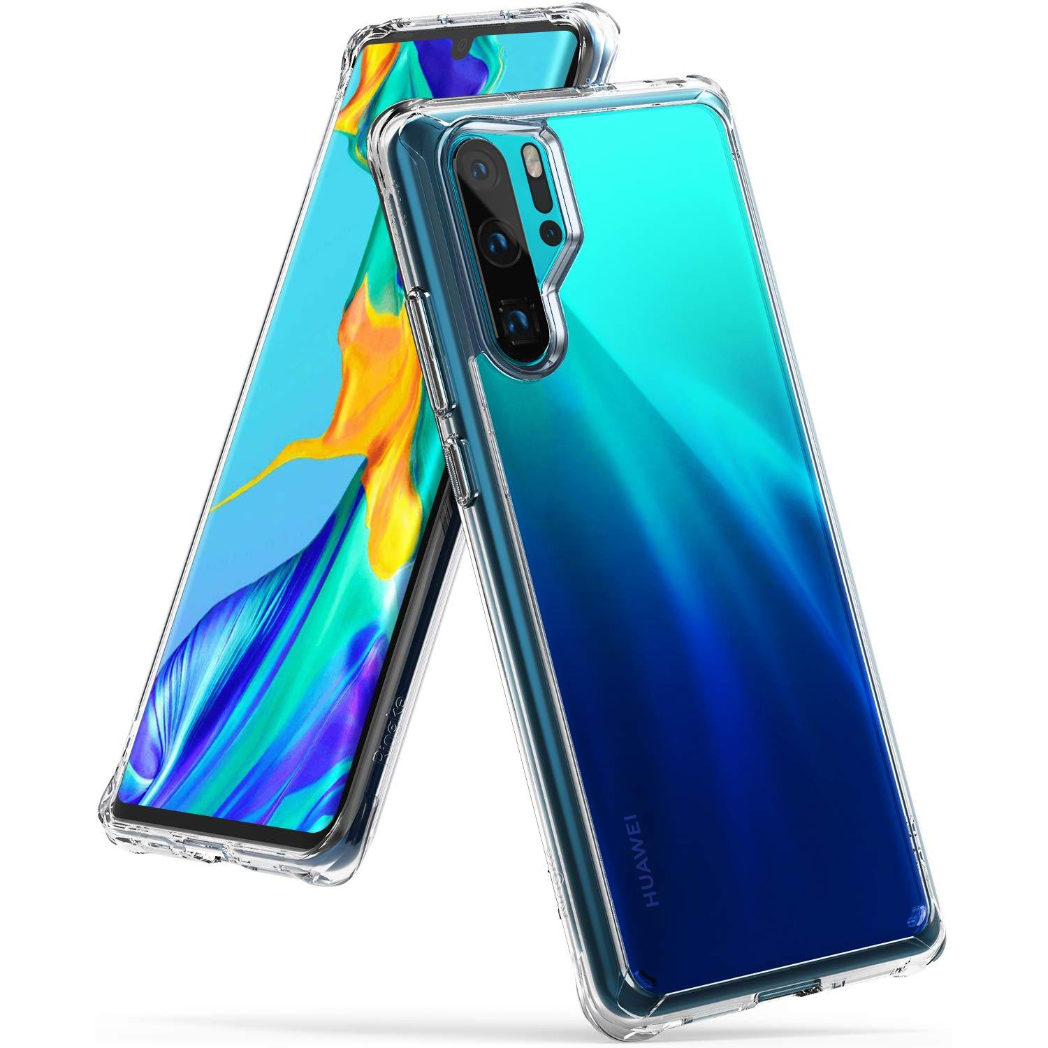 Fusion Case Huawei P30 Pro Clear