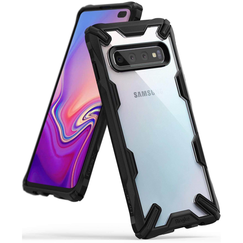 Fusion X Case Galaxy S10 Plus Black