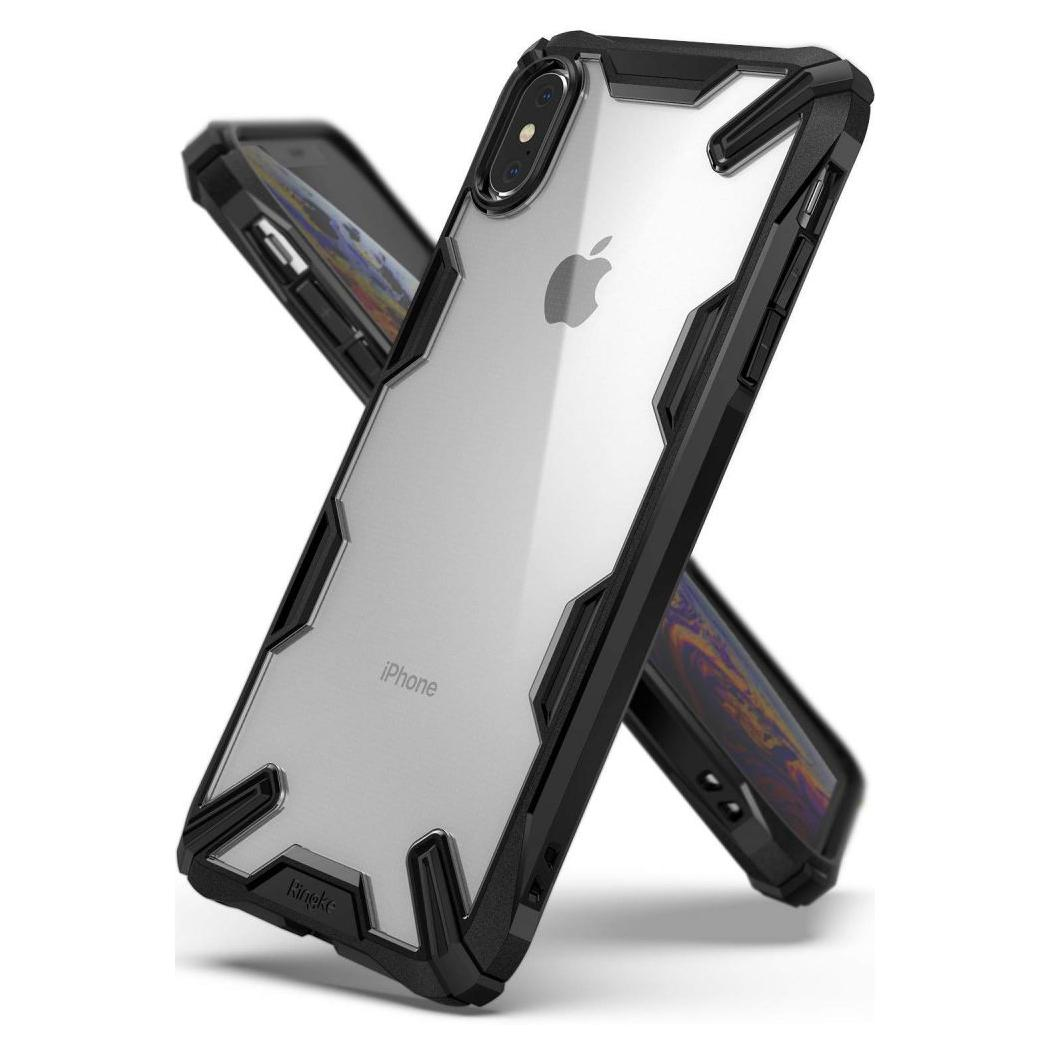 Fusion X Case iPhone X/XS Black