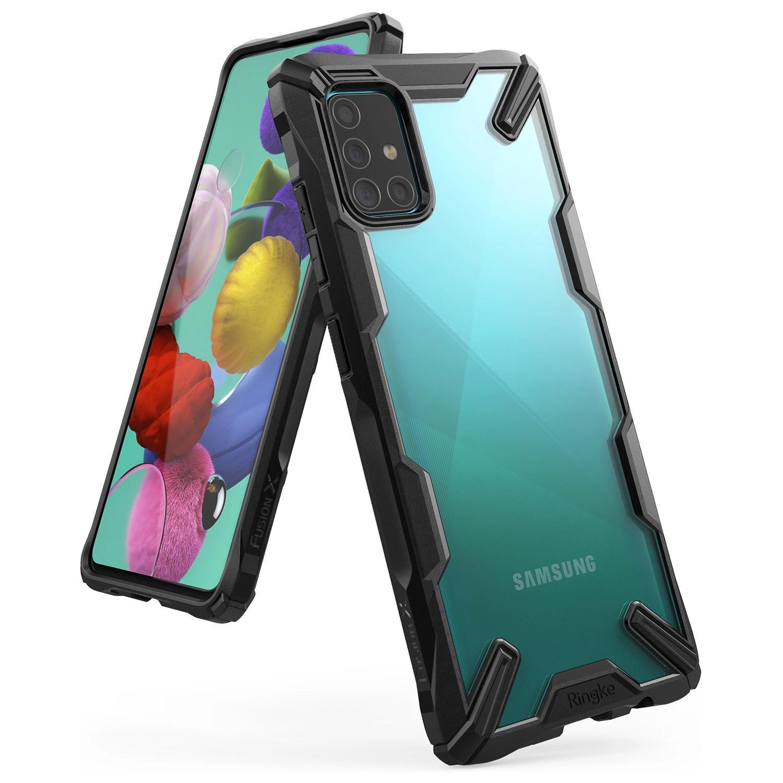 Fusion X Case Samsung Galaxy A51 Black