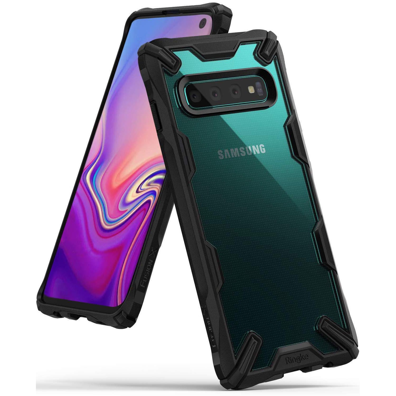 Fusion X Case Samsung Galaxy S10 Black