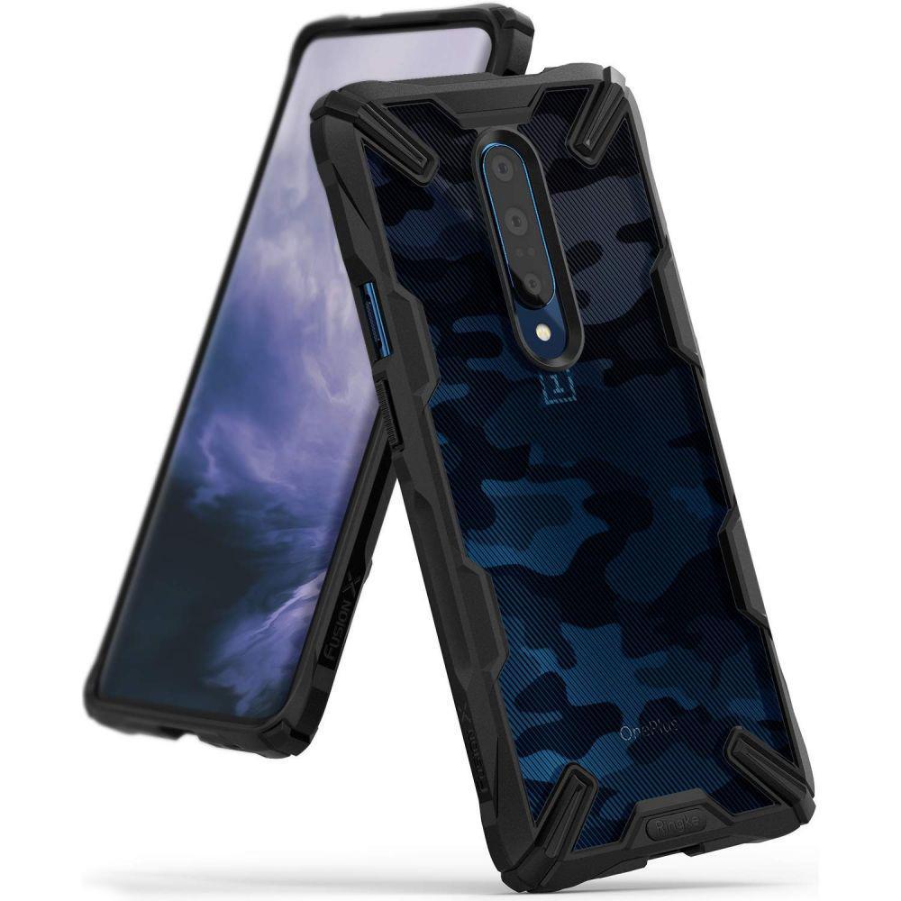 Fusion X Design Case OnePlus 7 Pro Camo Black