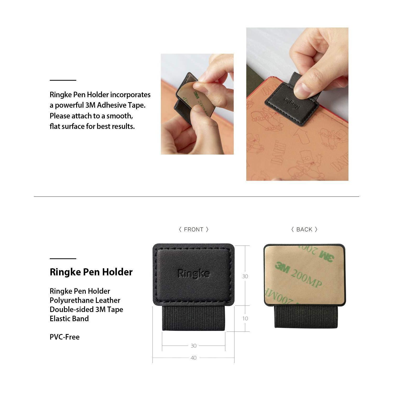 Pen Holder Black