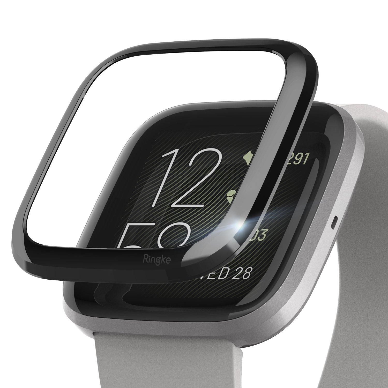 Bezel Styling Fitbit Versa 2 Glossy Black