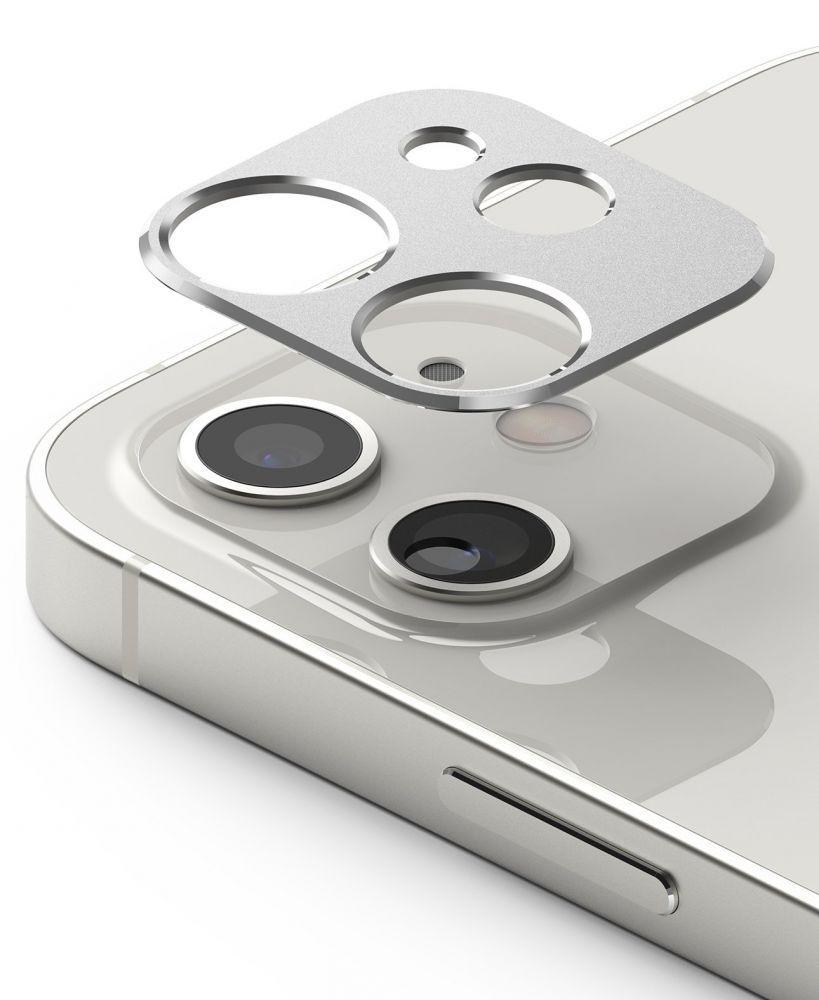 Camera Styling iPhone 12 Mini Silver