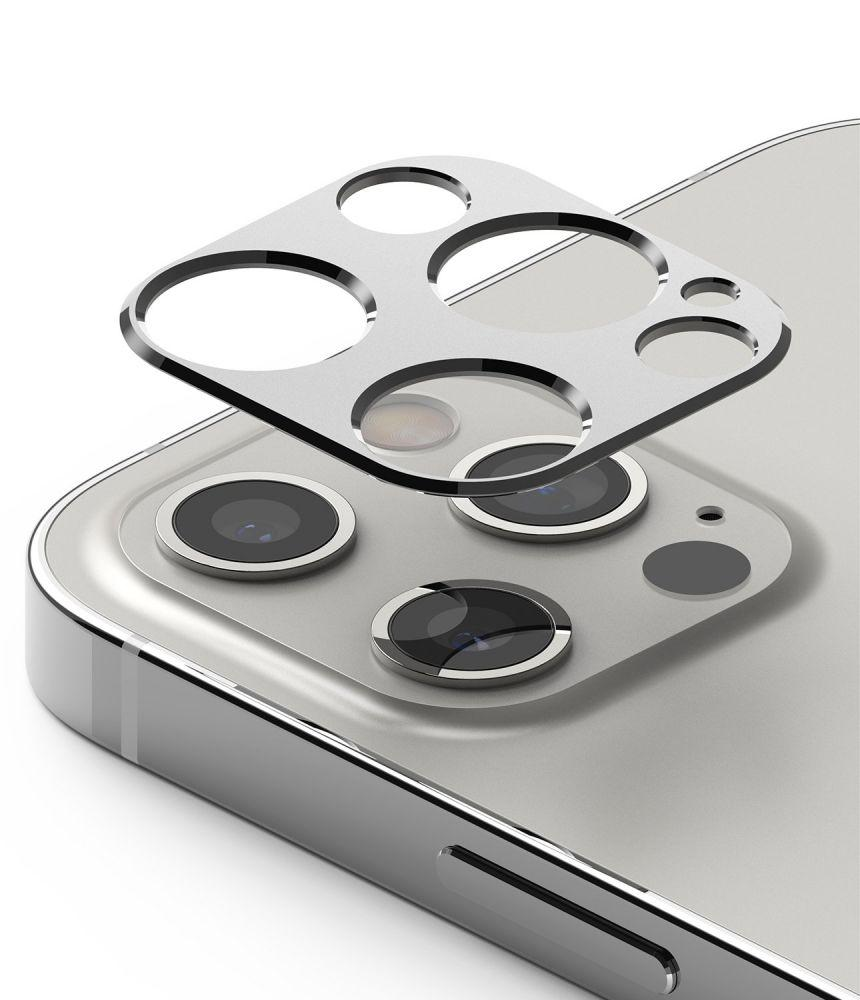 Camera Styling iPhone 12 Pro Silver