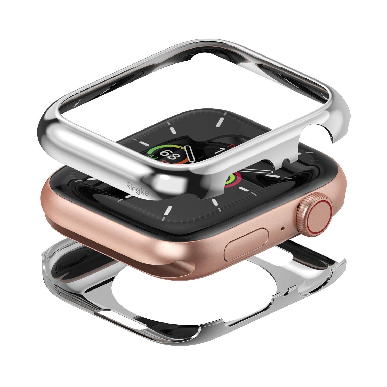 Full Frame Case Apple Watch 44mm Silver