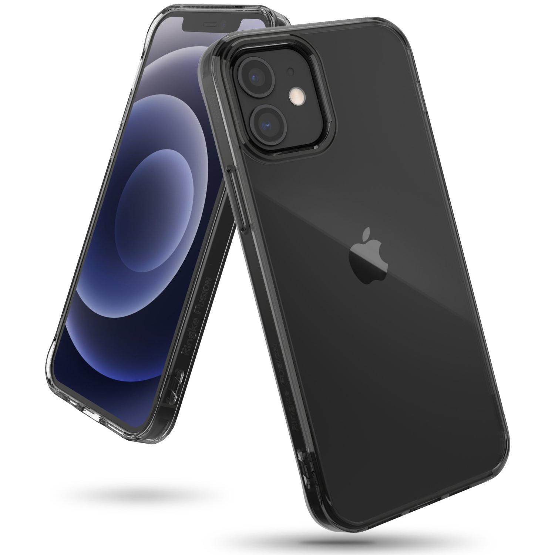 Fusion Case iPhone 12 Mini Smoke Black