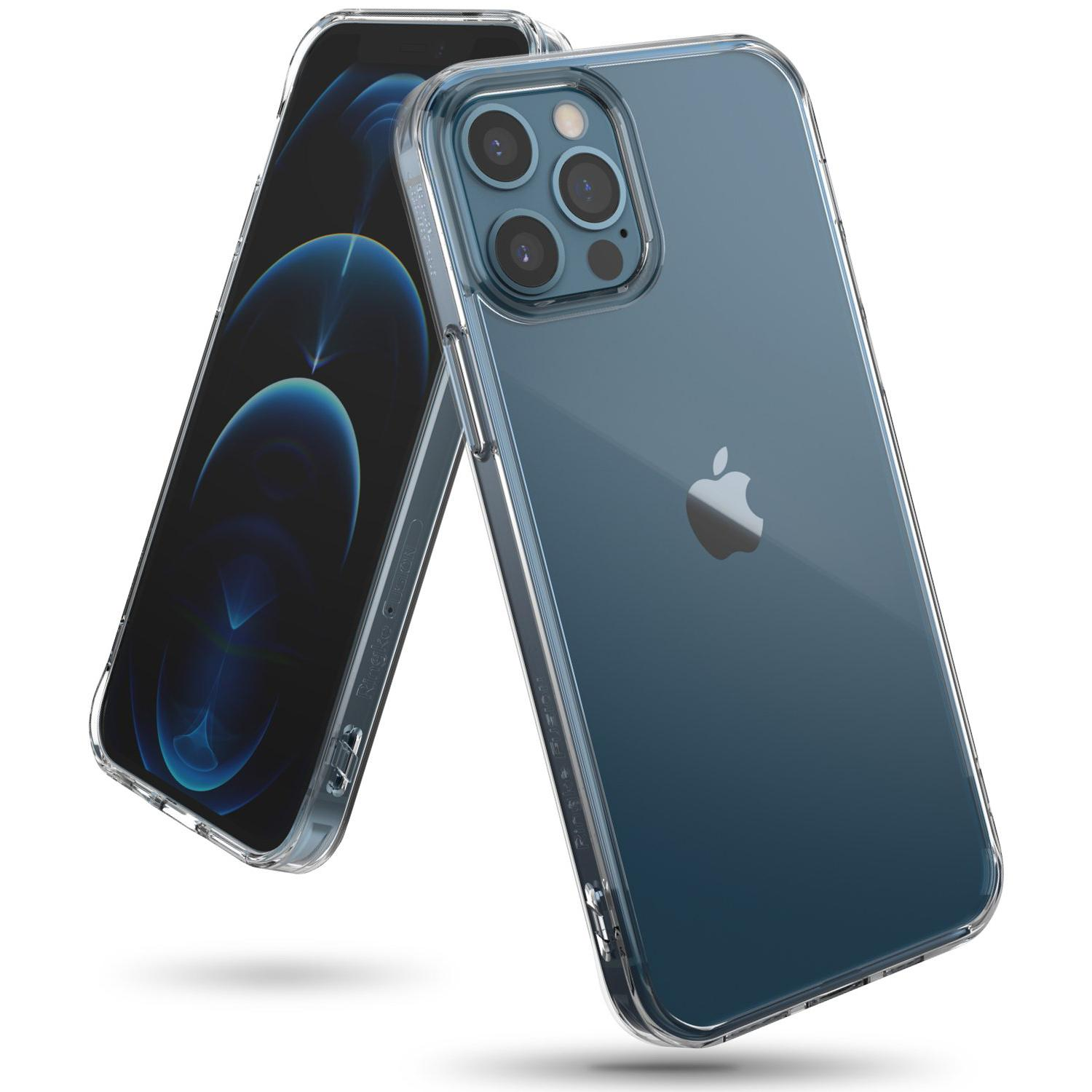 Fusion Case iPhone 12 Pro Max Clear