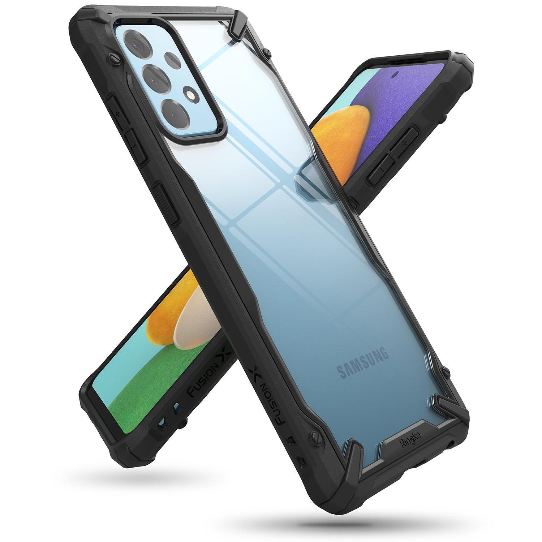 Fusion X Case Galaxy A52 5G Black