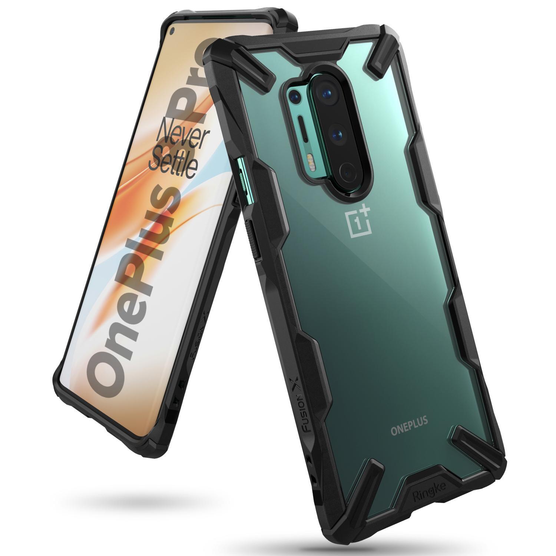 Fusion X Case OnePlus 8 Pro Black