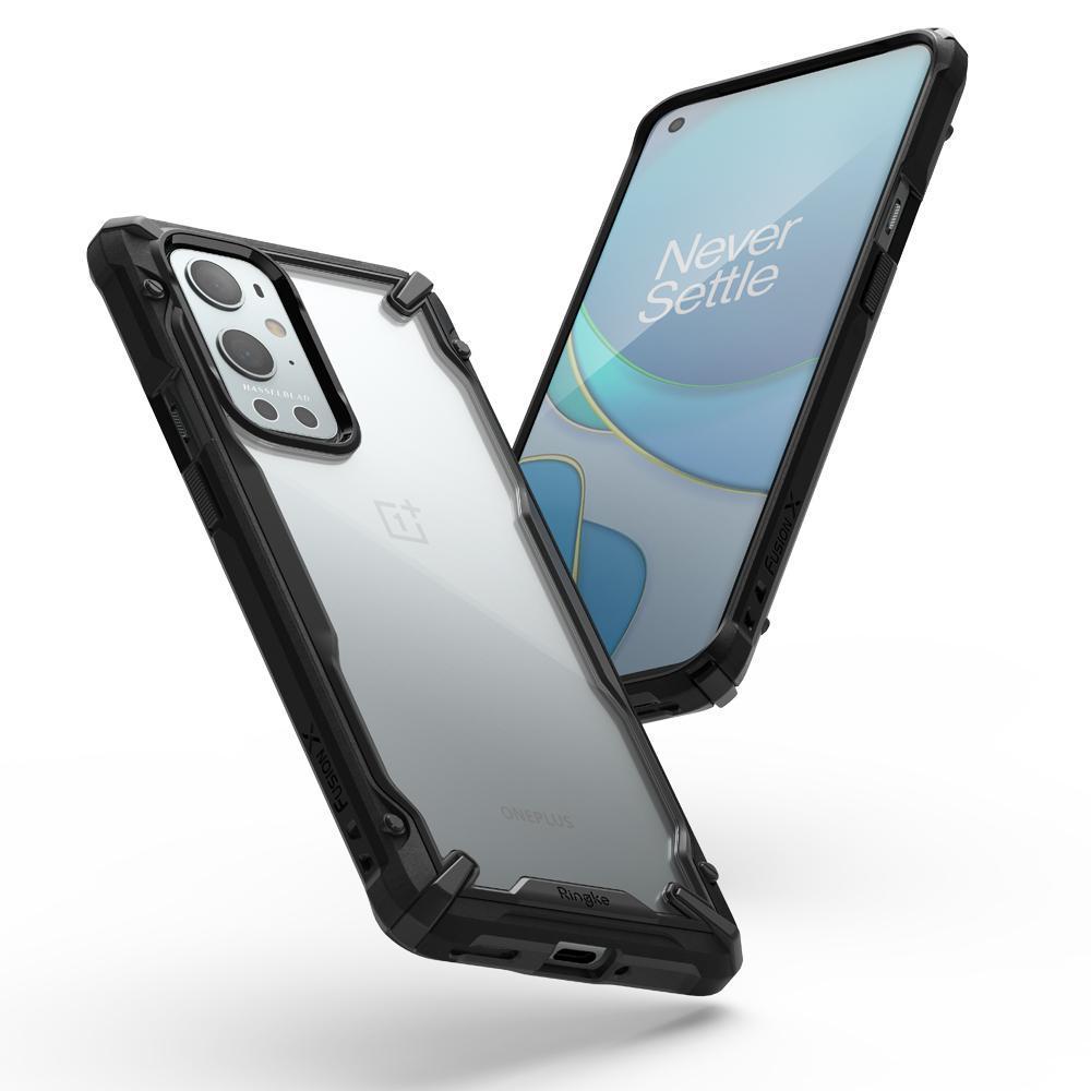 Fusion X Case OnePlus 9 Pro Black