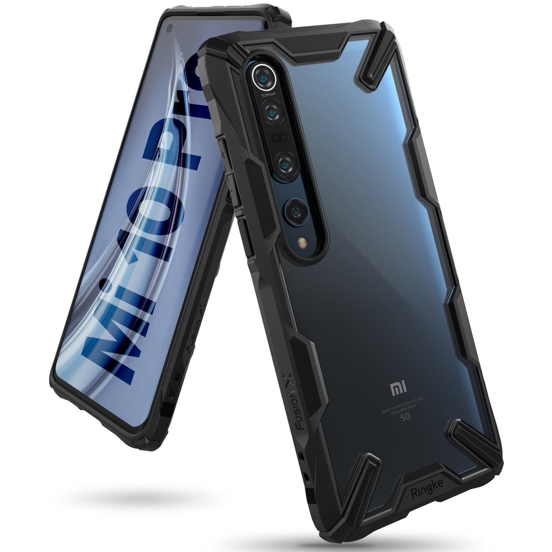 Fusion X Case Xiaomi Mi 10/10 Pro Black