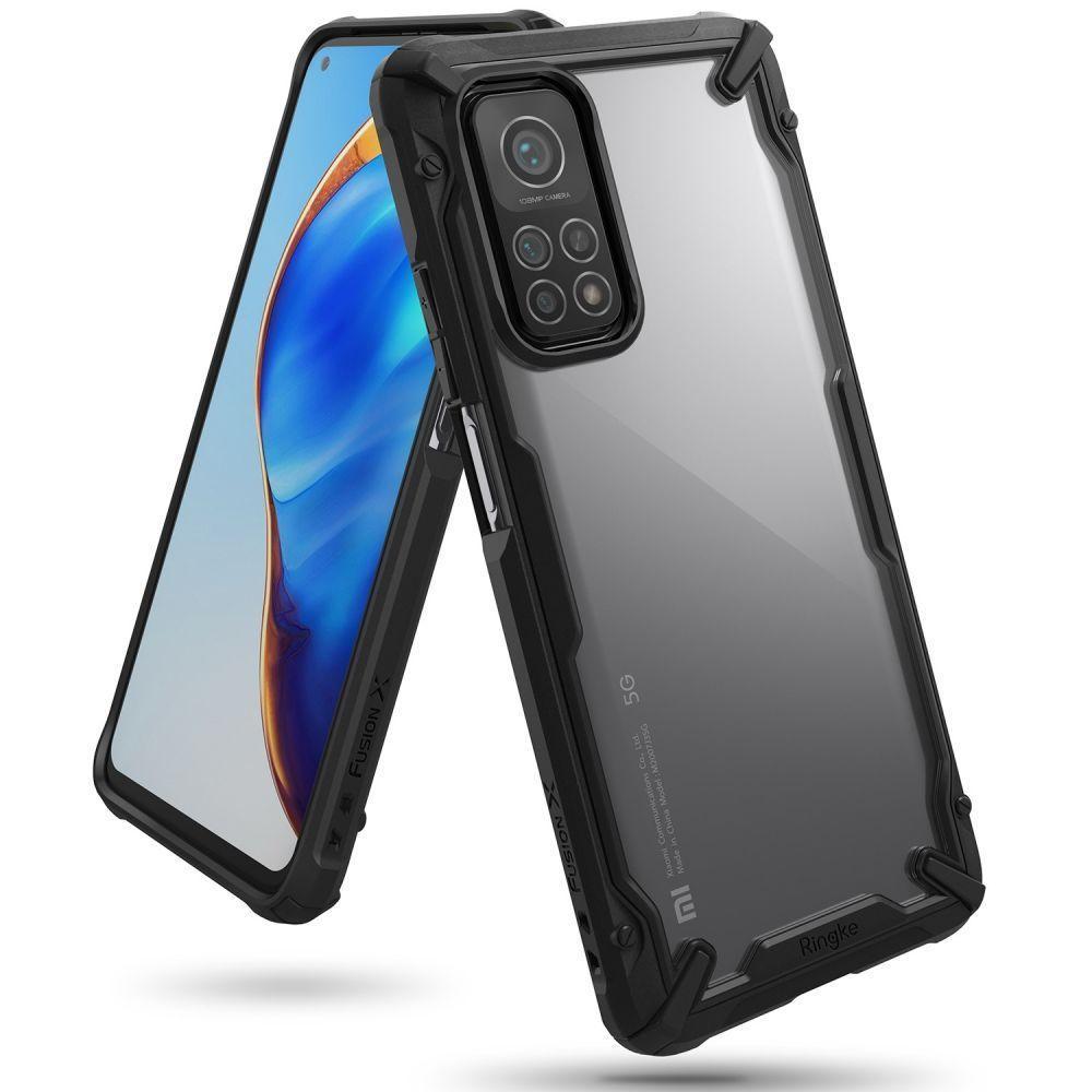 Fusion X Case Xiaomi Mi 10T/10T Pro 5G Black