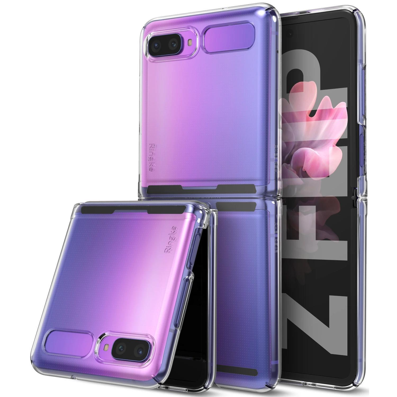 Slim Case Galaxy Z Flip Clear