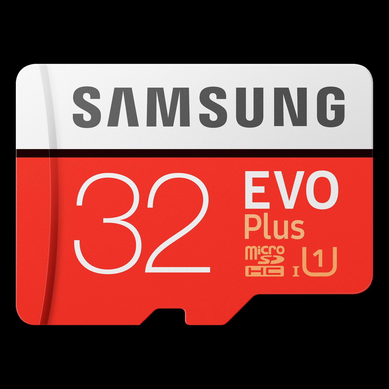 Evo Plus 32GB microSDHC Minneskort Class 10 U1