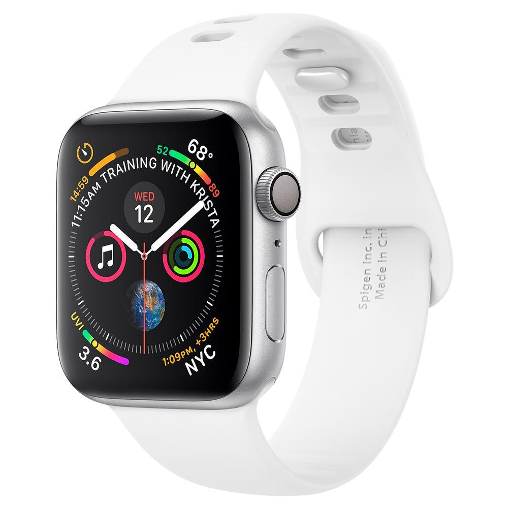 Apple Watch 38/40 mm Armband Air Fit White