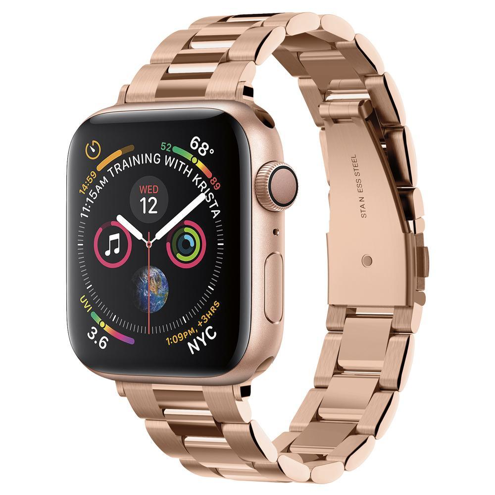 Apple Watch 38/40 mm Armband Modern Fit Rose Gold