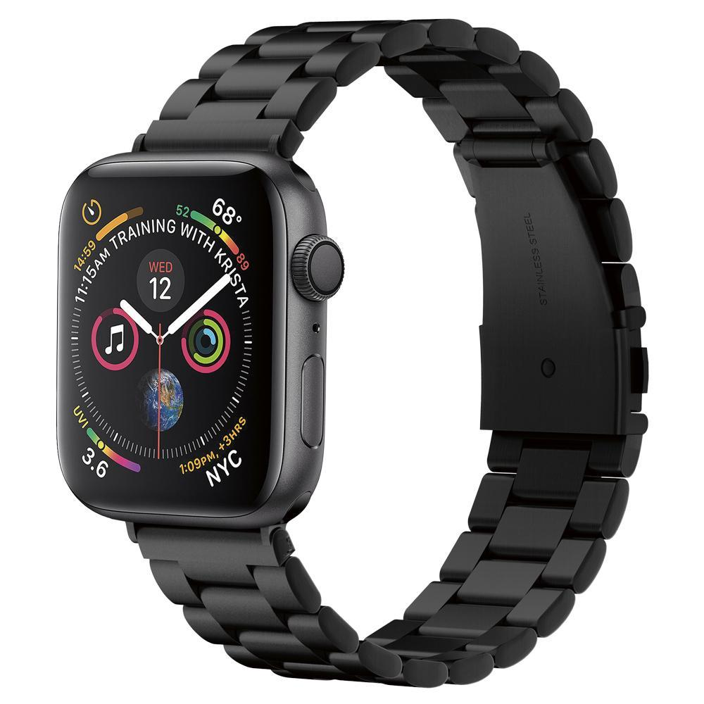 Apple Watch 42/44 mm Armband Modern Fit Black