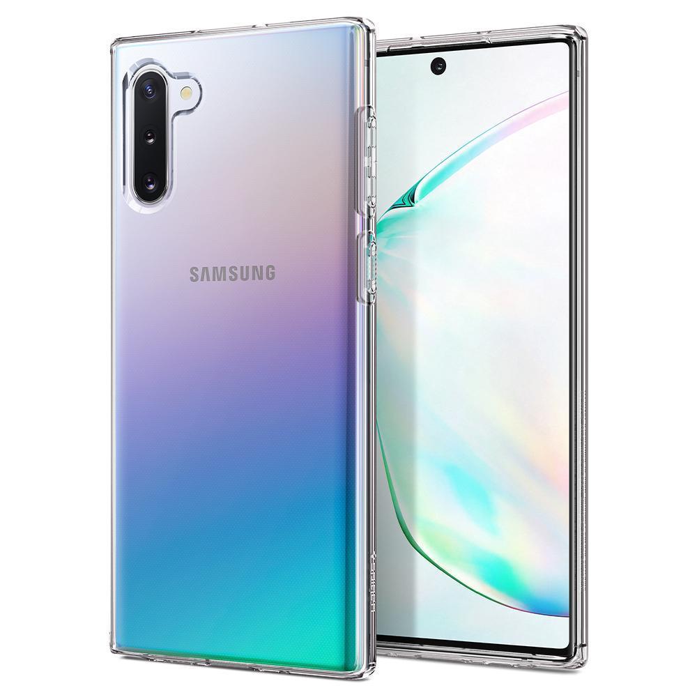 Galaxy Note 10 Case Liquid Crystal Clear