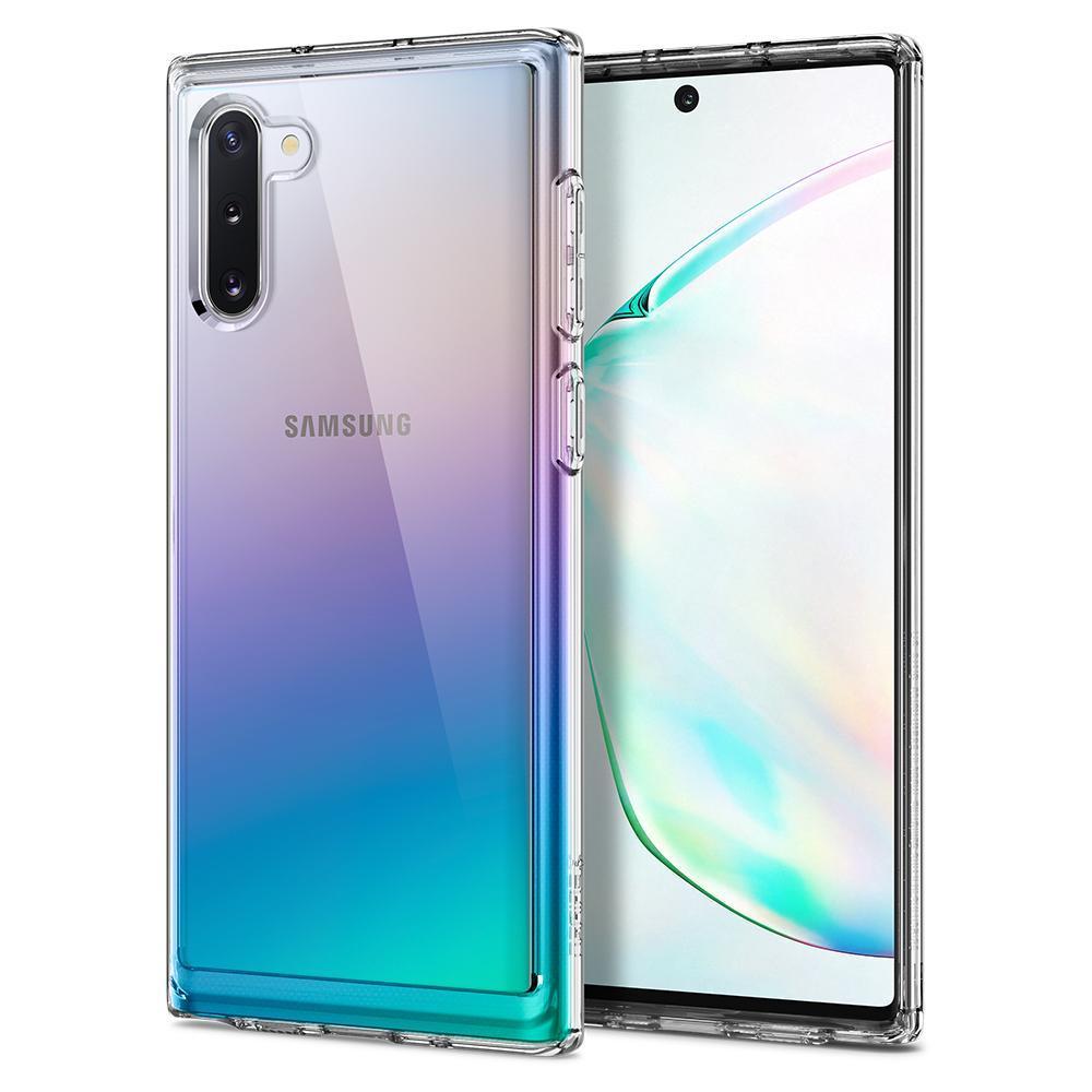 Galaxy Note 10 Case Ultra Hybrid Crystal Clear