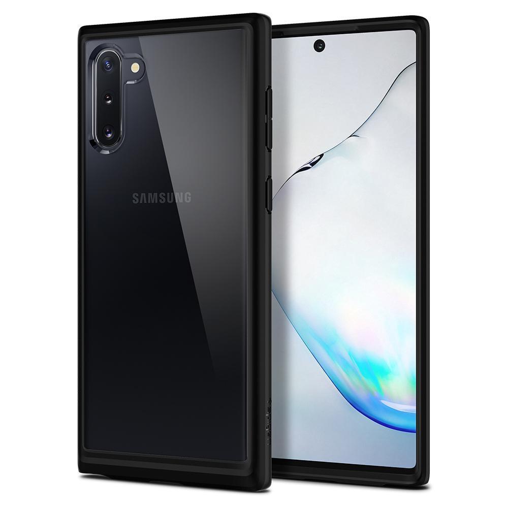 Galaxy Note 10 Case Ultra Hybrid Matte Black