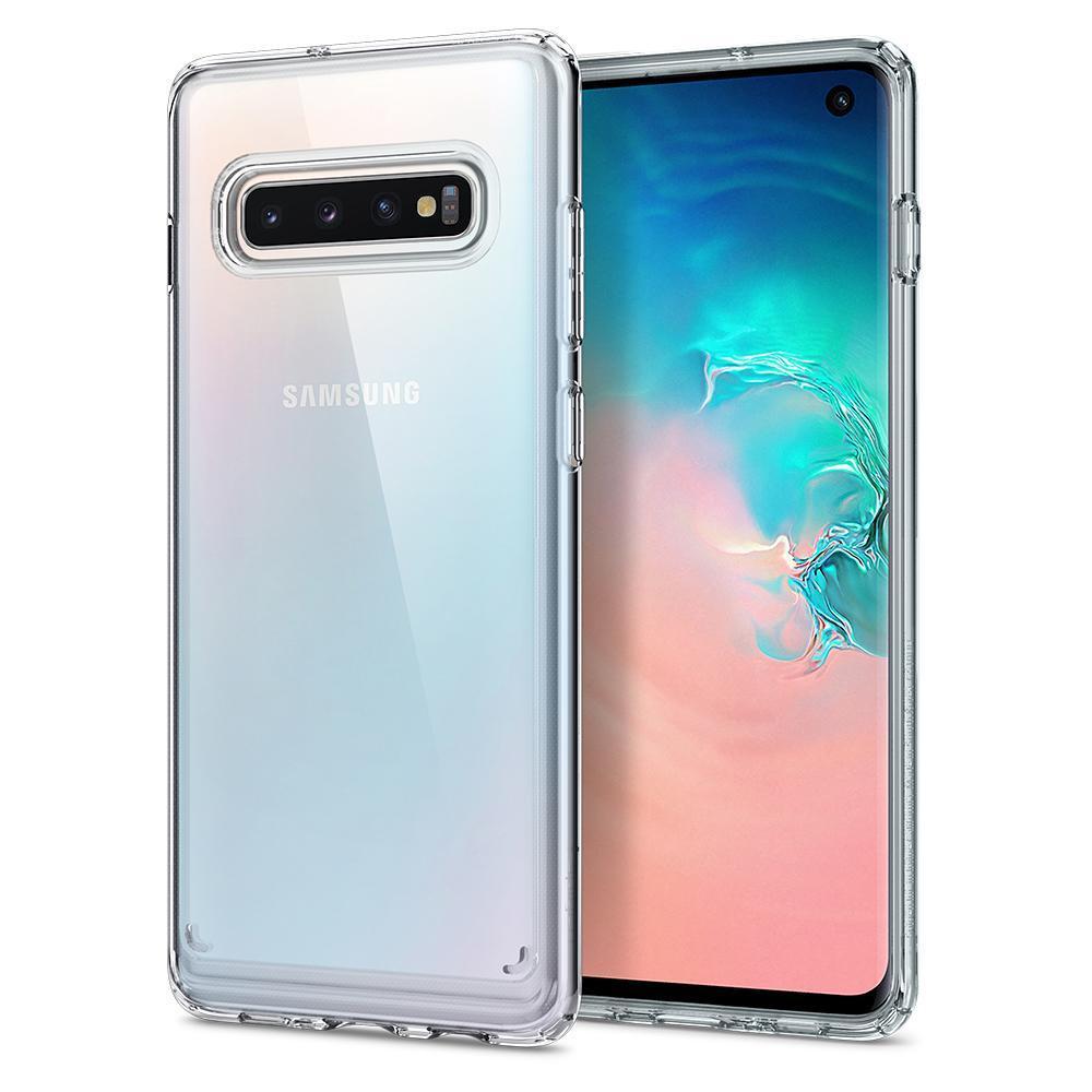 Galaxy S10 Case Ultra Hybrid Crystal Clear