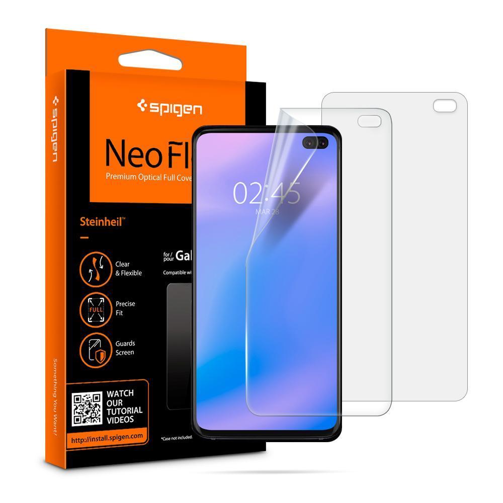 Galaxy S10 Plus Screen Protector Neo Flex HD (2-pack)