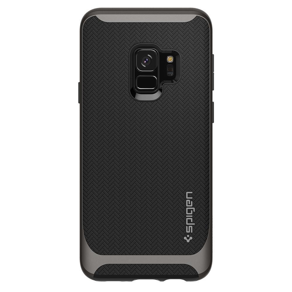 Galaxy S9 Case Neo Hybrid Gunmetal