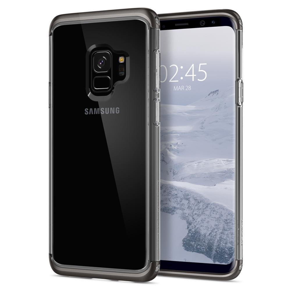 Galaxy S9 Case Neo Hybrid NC Gunmetal