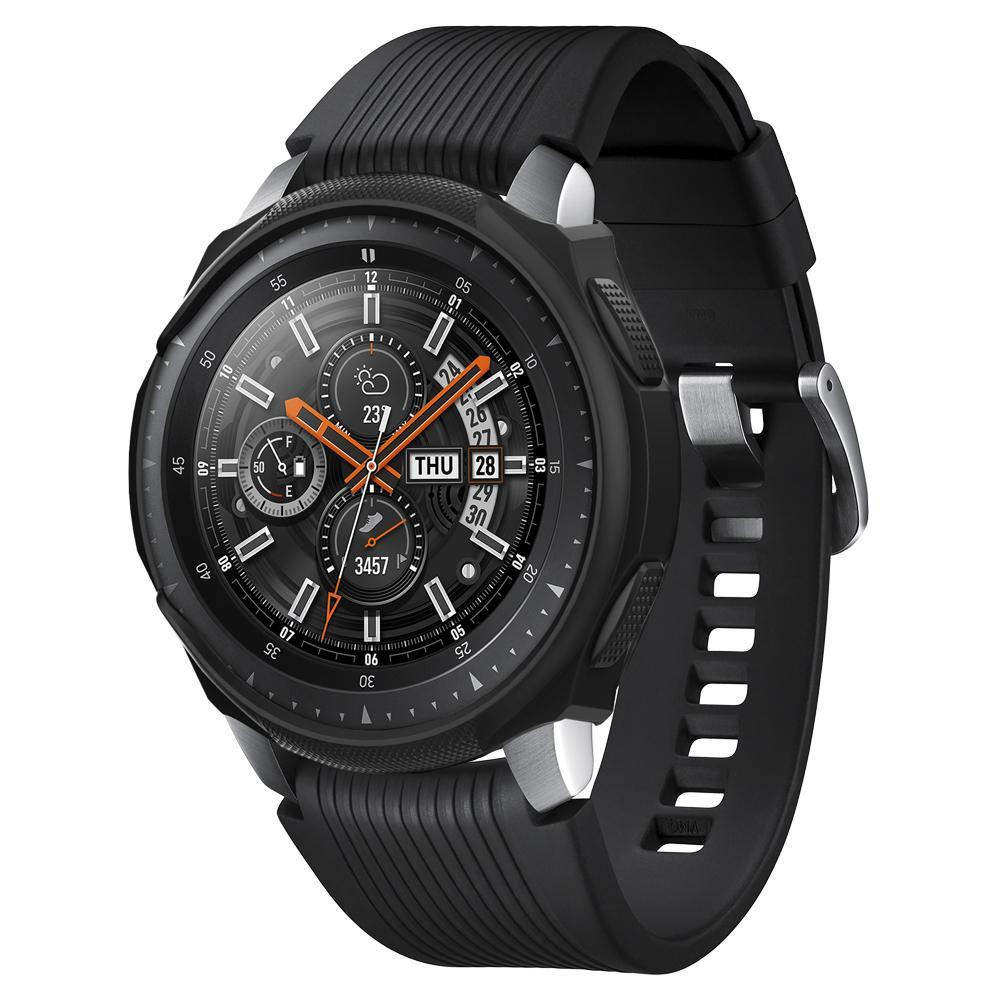 Galaxy Watch 46mm Case Liquid Air Black